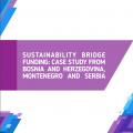 Sustainability Bridge Funding